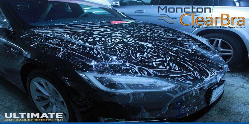 Tesla Moncton Clear Bra Xpel SunTek 3M Hexis